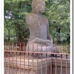 Third Samadhi Statue and the Asanaghara