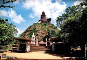 Abayagiri Stupa
