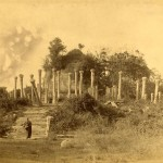 Lankaramaya before restoration – photo taken on late 1800′s or early 1900′s
