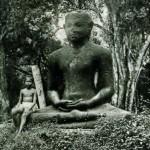 Anuradhapura Samadhi Statue