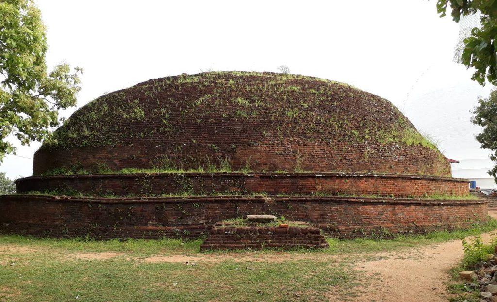 Mihindu Seya of Mihintale Monastery