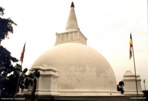 Ruwanweliseya Stupa