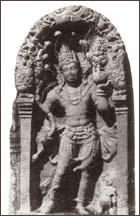 Nagaraja guardstone - Ratanaprasada