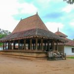 The ancient building known as the Dalada Maligawa (Temple of Tooth) of the Panduwasnuwara kingdom although no documentary evidence exists of the tooth relic being brought to this location