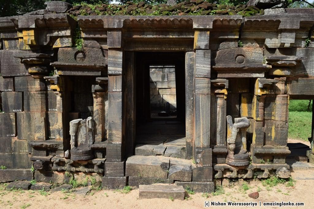 Entrance to the Kovil (No 01)