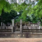 Shiva Kovil (no. 1) of Ancient Polonnaruwa