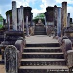 Polonnaruwa Vatadage (The Stupa House)