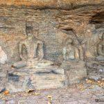 Kuda Gal Viharaya main Cave