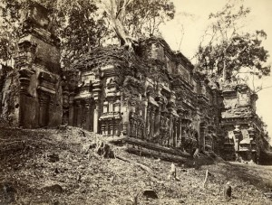 Thivanka Image House - before restoration – photo taken on late 1800′s or early 1900′s