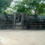 Shiva Kovil Number 1 of Polonnaruwa