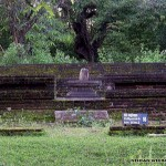 Shiva Kovil (no. 3) And Gansh Kovil of Polonnaruwa Kingdom