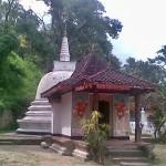 Gangaramaya Raja Maha Vihara - Lewella