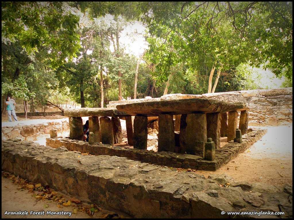 Patanagaraya- a meditation chamber