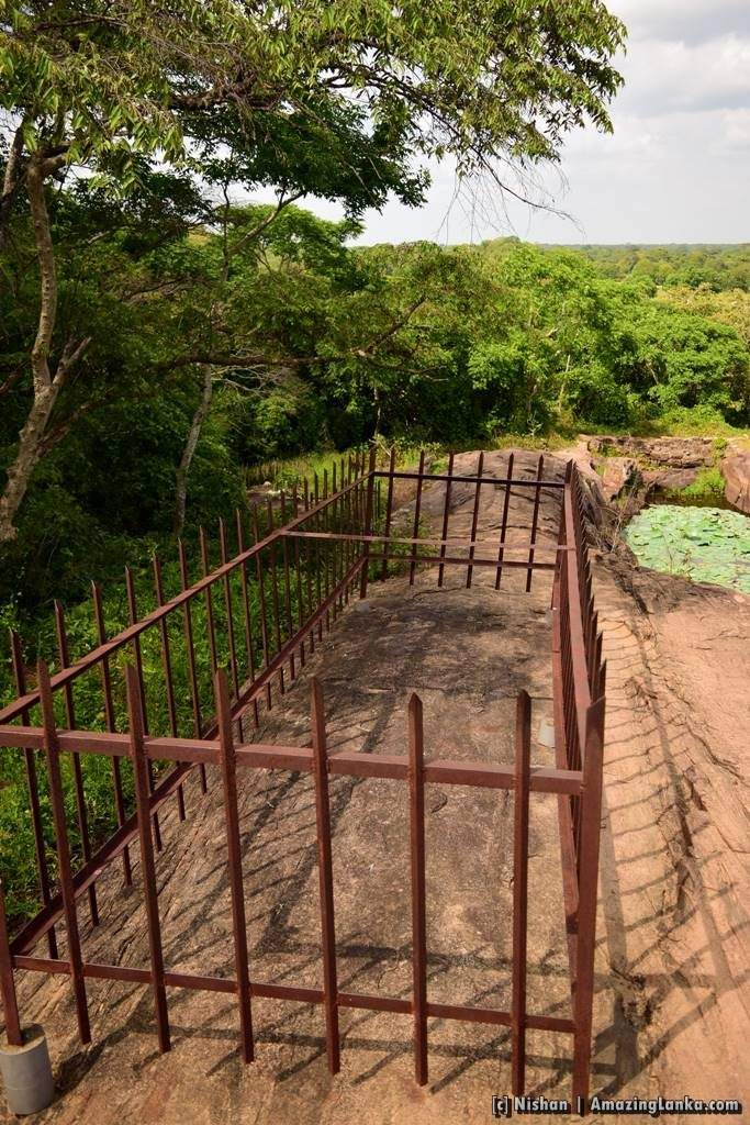 Inscriptions at the Avukana Rajamaha Viharaya