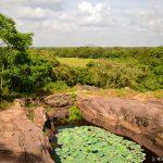 Beautiful views from the Avukana Rajamaha Viharaya