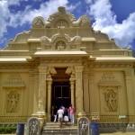 Main Hall of Bellanwila Rajamaha Vihara