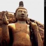 Aukana (Awkana) Buddha Statue