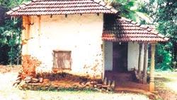 The original house