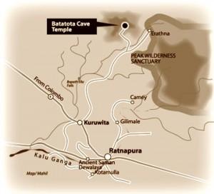 Batathota Lena Map