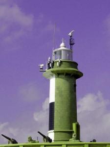 Colombo Lighthouse at Galbokka