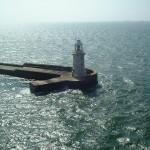 Colombo Harbor Southwest Breakwater