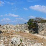 Ruins of Kayts Island Fort
