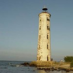 Sampur (Foul Point) Lighthouse
