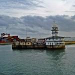 Colombo Harbor Pilot Station Lighthouse