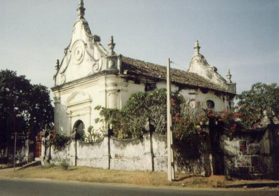 Dutch Reformed Church of Galle