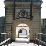 Entrance to the Star Fort Star Fort of Matara