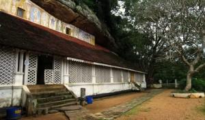 Kottimbulwala Raja Maha Viharaya at Balangoda