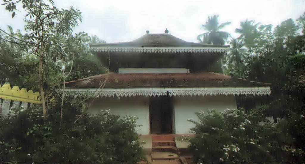 Diyasunnatha Kirthi Sri Rajasinghe Tampita Rajamaha Viharaya