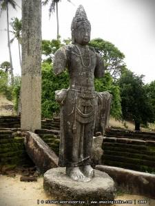 Muhudu Maha Viharaya - Pottuvil