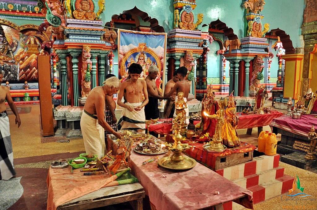 Nakuleswaram Kovil - Jaffna