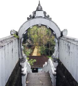 Kalugala Monastery