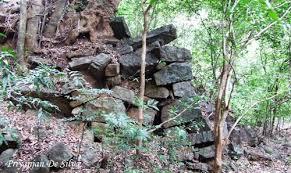 Dambulla Maligathenna ( Nuwaragala Kanda) Ruins