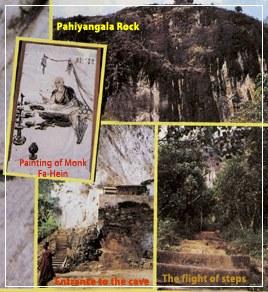 Pahiyangala (Fa-Hiengala) Caves
