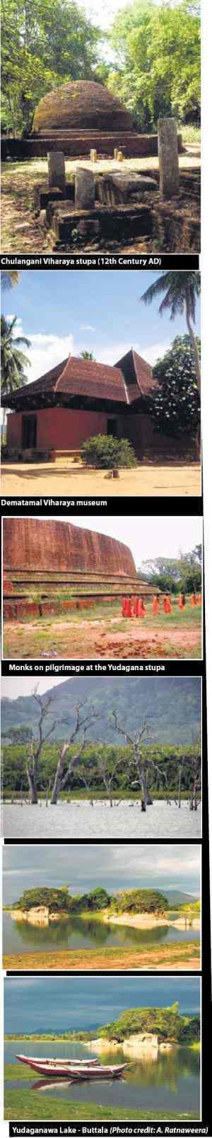 Buttala / wellawaya / Yudaganawa / Dematamal Viharaya
