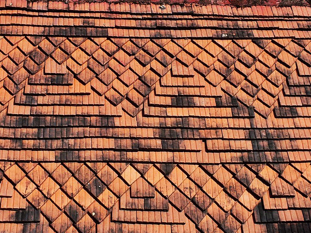 Maduwanwela walawwa for Roof tile patterns