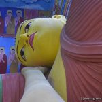 800 year old 35 meter long, the longest reclining statue of South East Asia,lies Karandeniya Shailatharama Viharaya in the South