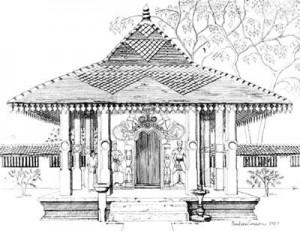 Maha Saman Devale, Ratnapura
