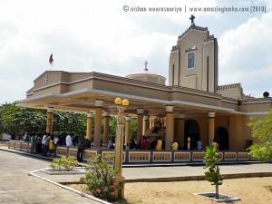 St. Anne's Church -Talawila