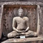 Samadhi Statue Photo by : nade gura photos licensed under : CC BY-SA 3.0