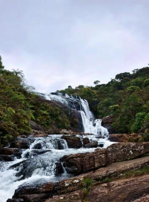 Baker's Falls / Gonagala Ella