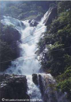 Andawala Ella Falls