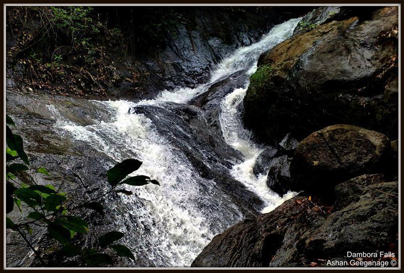 Dambora Ella Falls