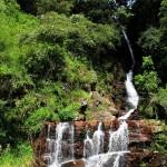 Bambarella Saree Ella Falls