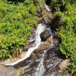 Lower (left) Segment of Diyathiri Ella Waterfall