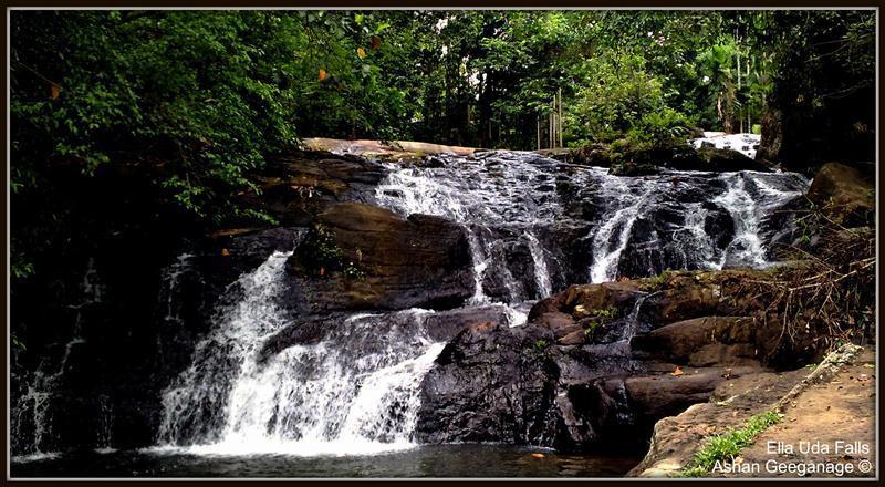 Ella Uda Ella Falls