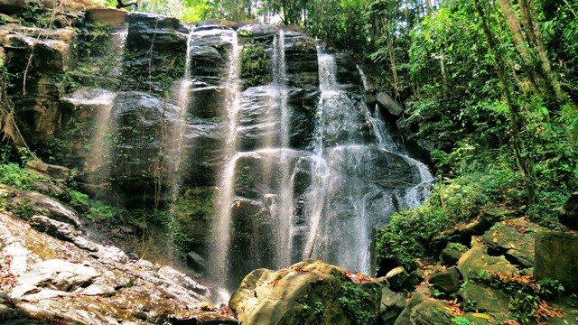 Athwelthota Kabaragoi Ella Falls